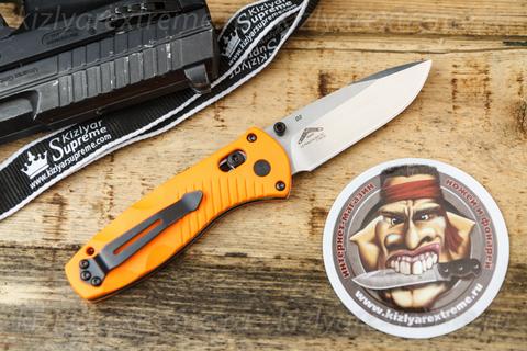 Складной нож Mini Barrage 585 D2 ORANGE