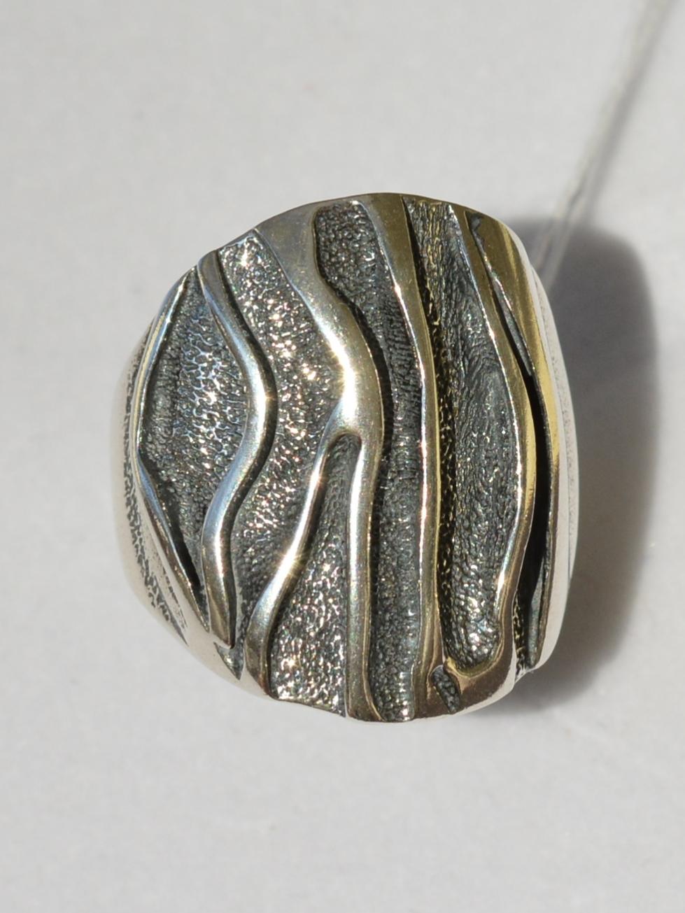 арт 037( кольцо из серебра)