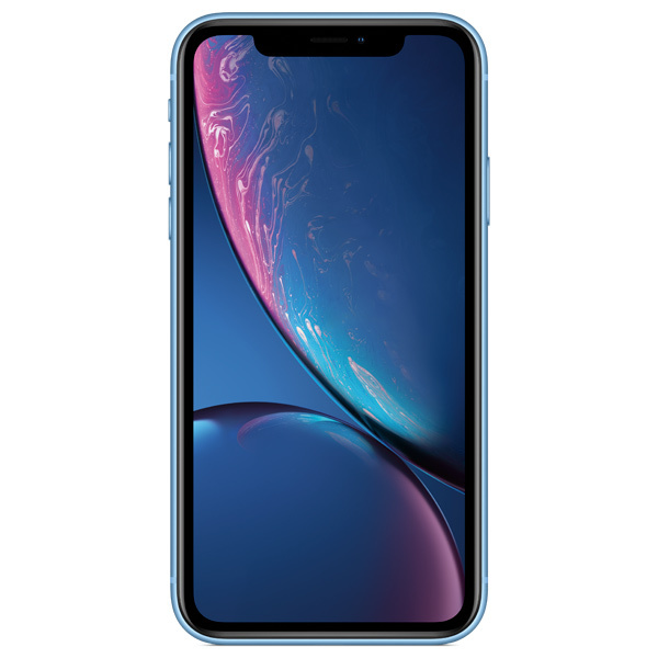 iPhone XR, 256 ГБ, синий