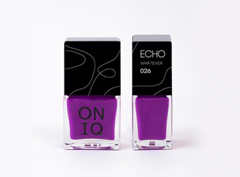 ONP-026 Лак для стемпинга. Echo: Whatever