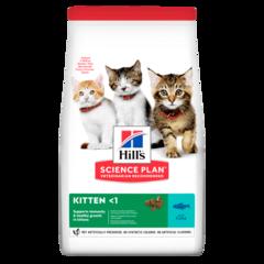 Корм для котят Hill`s Science Plan Kitten Healthy Development, с тунцом