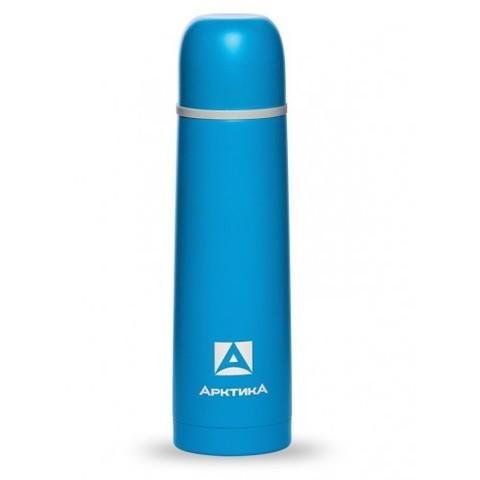 Термос Арктика (0,75л) синий пластик