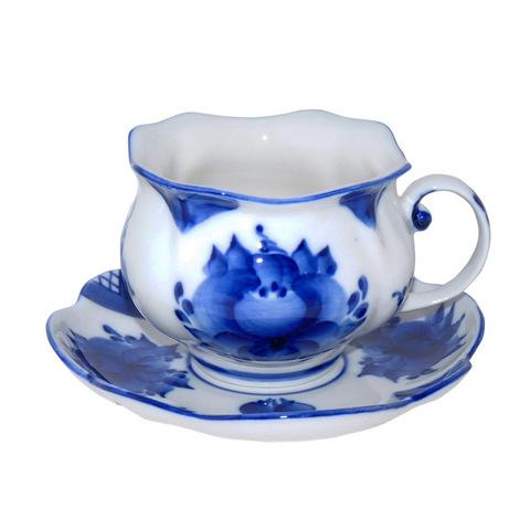 Чайная пара Тюльпан