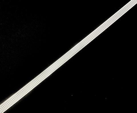 Ригелин жесткий 8 мм, белый