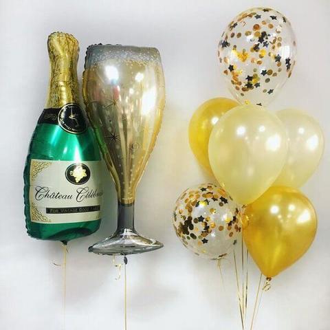 Брызни шампанского