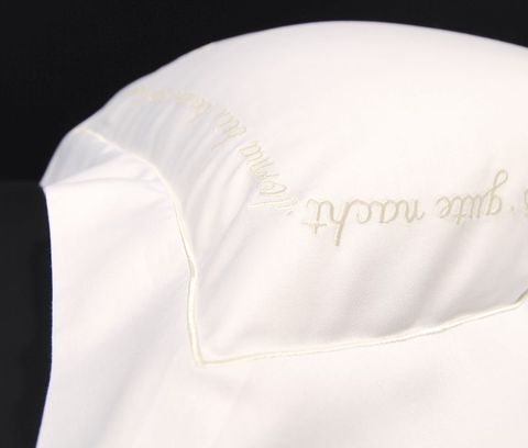 Пододеяльник 155х200 Christian Fischbacher Luxury Nights Sweet Dreams 557 бежевый