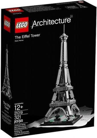 LEGO Architecture: Эйфелева башня 21019 — The Eiffel Tower — Лего Архитектура