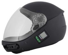 Шлем Kiss черный