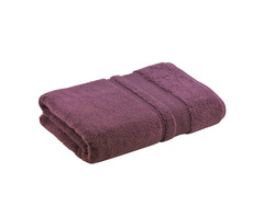 Полотенце 70х140 Hamam Pera фиолетовое