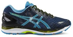 Мужские кроссовки для бега Asics Gel-Nimbus 18 T600N 5843 синие