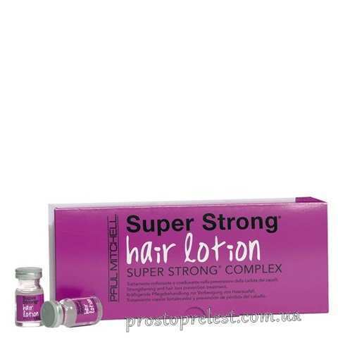 Paul Mitchell Super Strong - Лосьон для укрепления волос