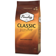 Кофе Paulig Classic в зернах 250г