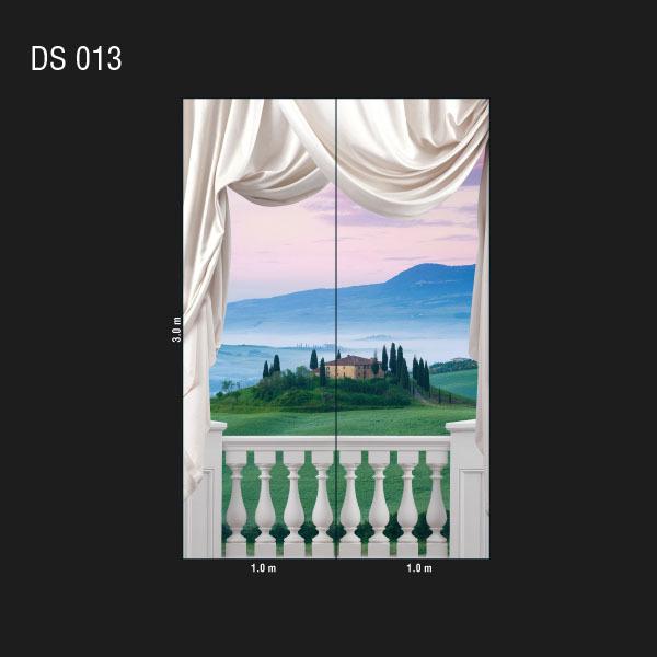 Панно Loymina Illusion DS 013, интернет магазин Волео