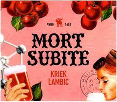 Пиво Mort Subite Kriek Lambic