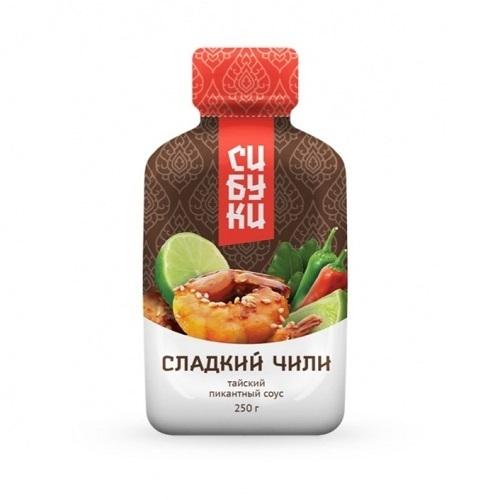 Соус сладкий чили, СИБУКИ, 250 г.