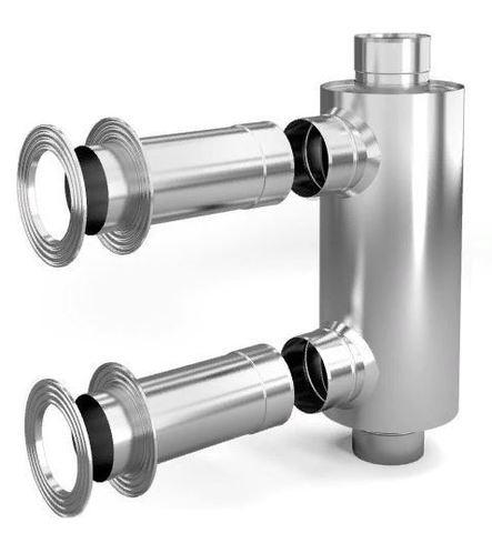 Отопитель натрубный-1 TMF Ø115 1/0,5 мм 1 м нн