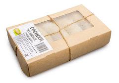 Сосиски из лосося Невод-ДВ, 500г