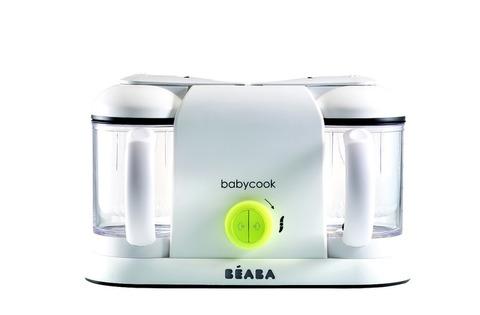 Beaba блендер-пароварка Babycook plus neon
