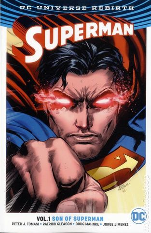 Superman Vol 1 Son of Superman (Rebirth)