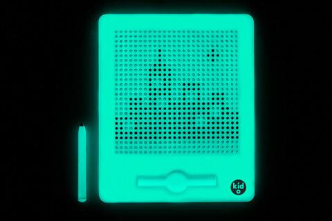 Доска для рисования магнитная Светящаяся в темноте