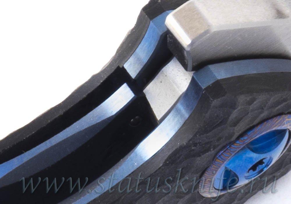 Нож Eric Ochs Orca Titanium Blue accent