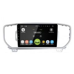 Штатная магнитола на Android 6.0 для Kia Sportage 4 Roximo CarDroid RD-2319F