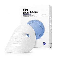 Dr.Jart+ Dermask Water Jet Vital Hydra Solution – Увлажняющая маска с гиалуроновой кислотой