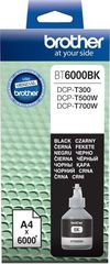 Чернила Brother BT-6000BK для DCP-T300/T500W/T700W черные (108 мл, 6000 стр)