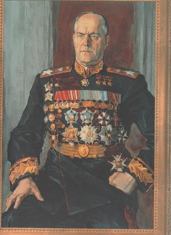 Георгий Жуков. Фотолетопись