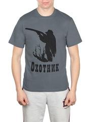 506101 футболка мужская, серая