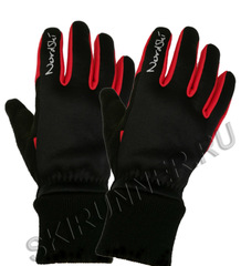 Перчатки Nordski Arctic Black-Red