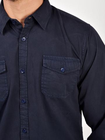 Рубашки д/р муж.  M922-02B-61GR
