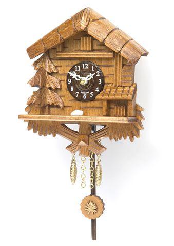 Часы настенные с кукушкой Tomas Stern 5020