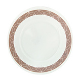 Тарелка десертная 17 см Sand Sketch, артикул 1119350, производитель - Corelle