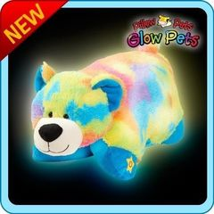 Pillow Pets Glow Pets - Bear 12