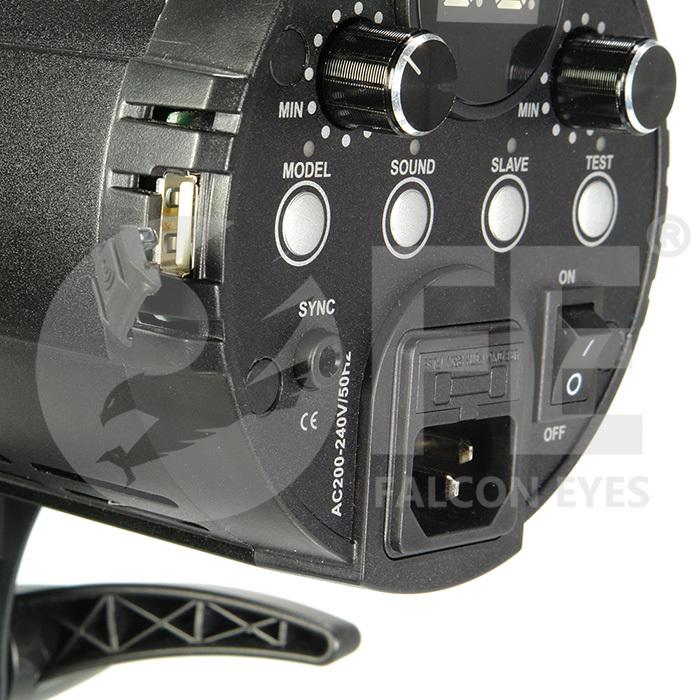 Falcon Eyes Sprinter 200 BW