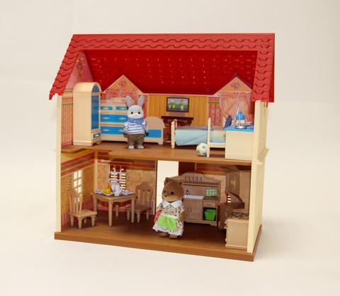 Дом Village Story с полным комплектом мебели