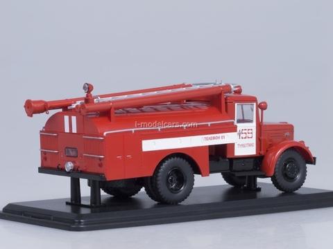 MAZ-205 AC-30  fire engine Tumbotino Start Scale Models (SSM) 1:43