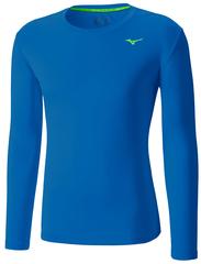 Рубашка беговая Mizuno Drylite Core L/S Tee мужская