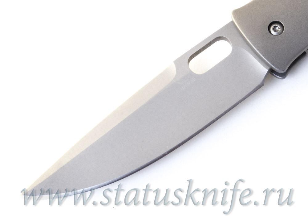 Нож Custom XL Framelock Tom Mayo - фотография