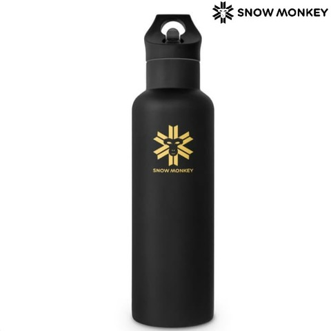 Термос SNOW MONKEY GO GETTER Black