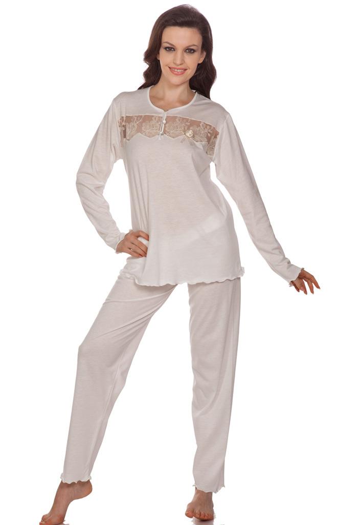 Трикотажная женская пижама B&B