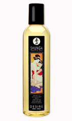 Массажное масло для тела, SHUNGA, с эфирными маслами, с ароматом ванили (250 мл)