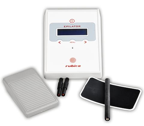 Электроэпилятор + Электрический коагулятор  RUBICA