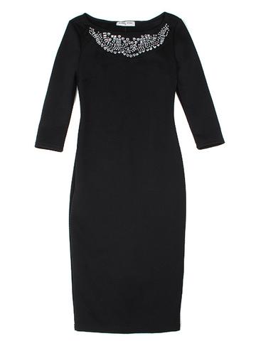 GDR013213 Платье женское. черное