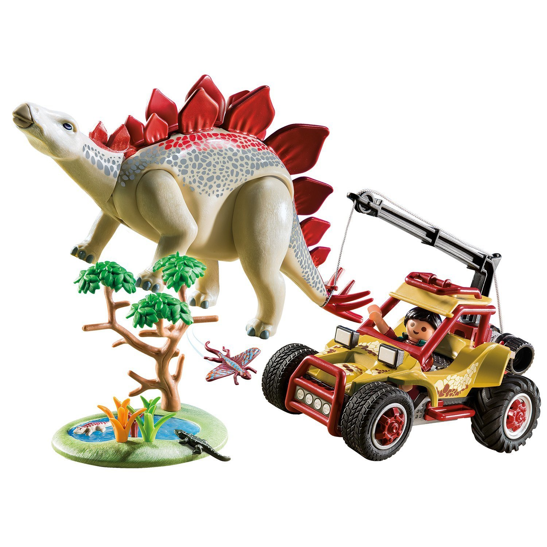 Конструктор Playmobil Динозавры Транспорт 9432pm