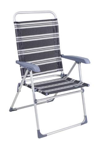 Кресло складное GOGARDEN SUNRISE DELUXE 50322 (алюминий)