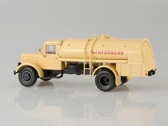 MAZ-200 tanker fueller TZ-200 beige 1:43 AutoHistory