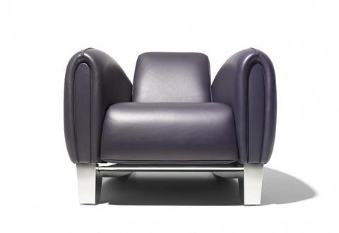 replica  BUGATTI armchair ( leather )