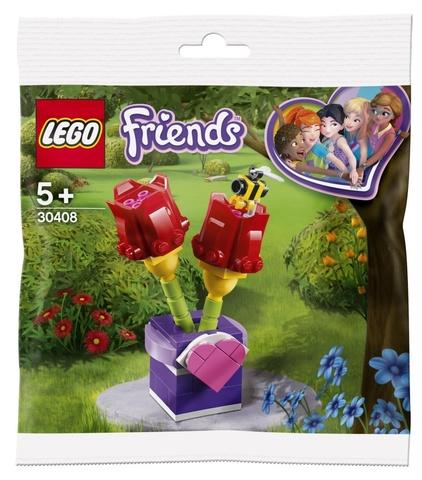 LEGO Friends: Тюльпаны 30408 — Tulips — Лего Френдз Друзья Подружки